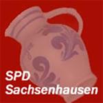 Logo: SPD SACHSENHAUSEN